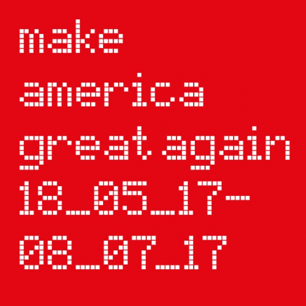 MAKE AMERICA GREAT AGAIN cover